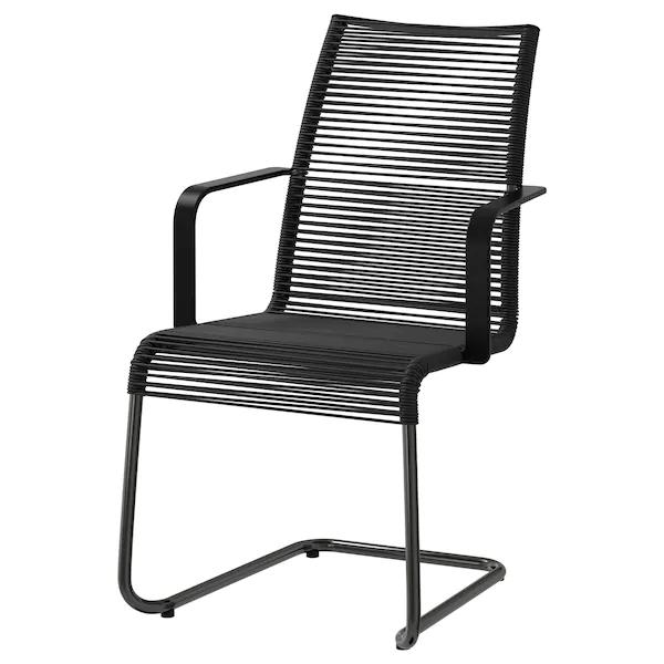 [IKEA Sammeldeal] z.B.: VÄSMAN Armlehnstuhl schwarz & weiß 19,99€ | KVIKNE Kleiderschrank 120x90cm 89,99€