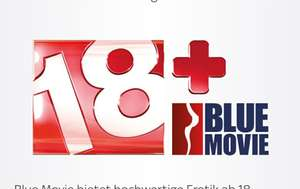 1 Monat Blue Movie Plus für 0,99€ (SKY 18+)