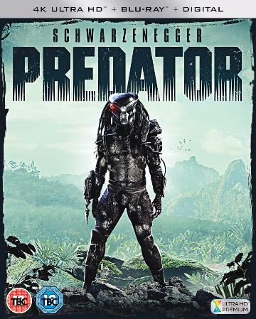 4K Blu-rays für je 10,99€ inkl. Versand - z.B. Predator - 1987 (4K Blu-ray + Blu-ray)