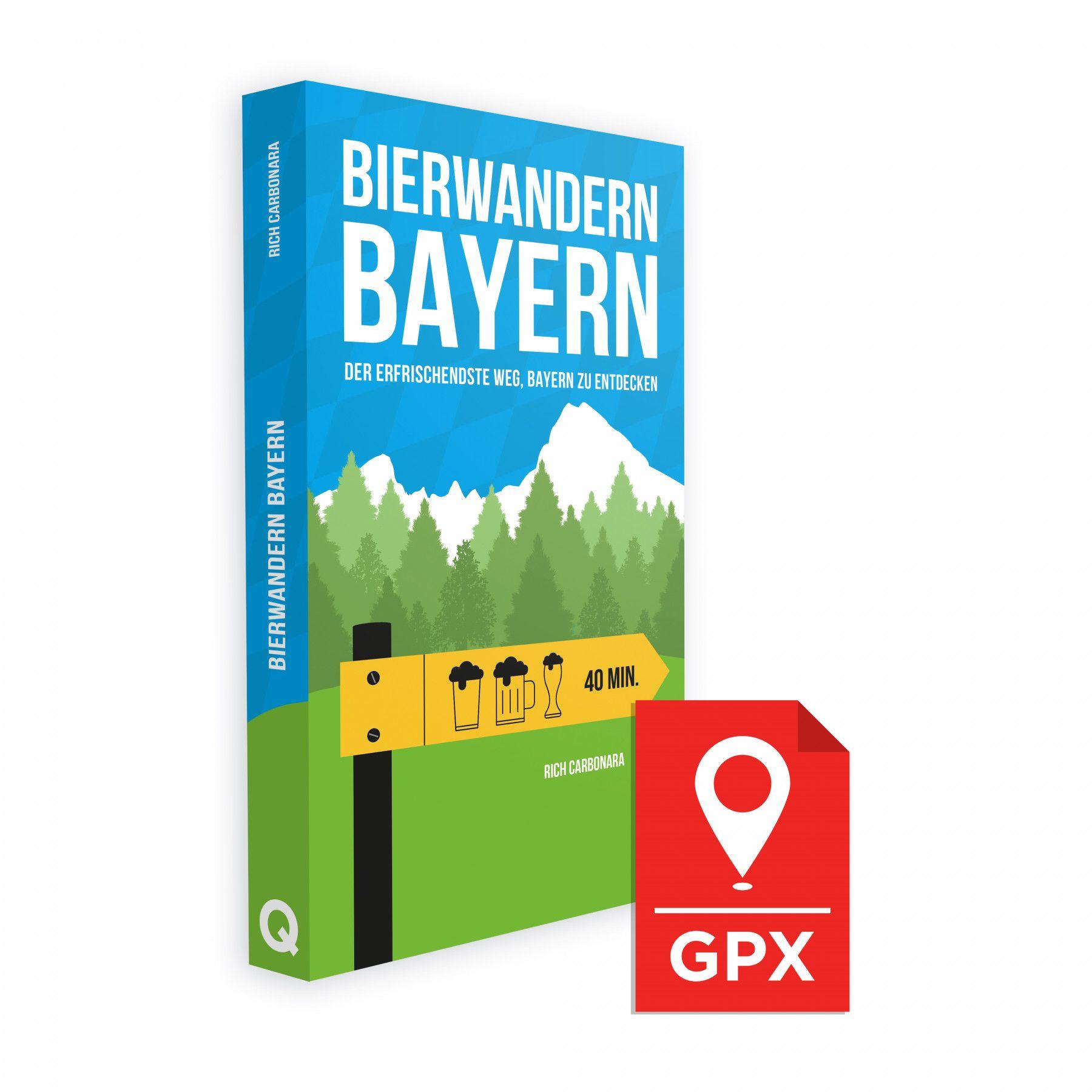 GPX - Bierwandern Bayern (Download)