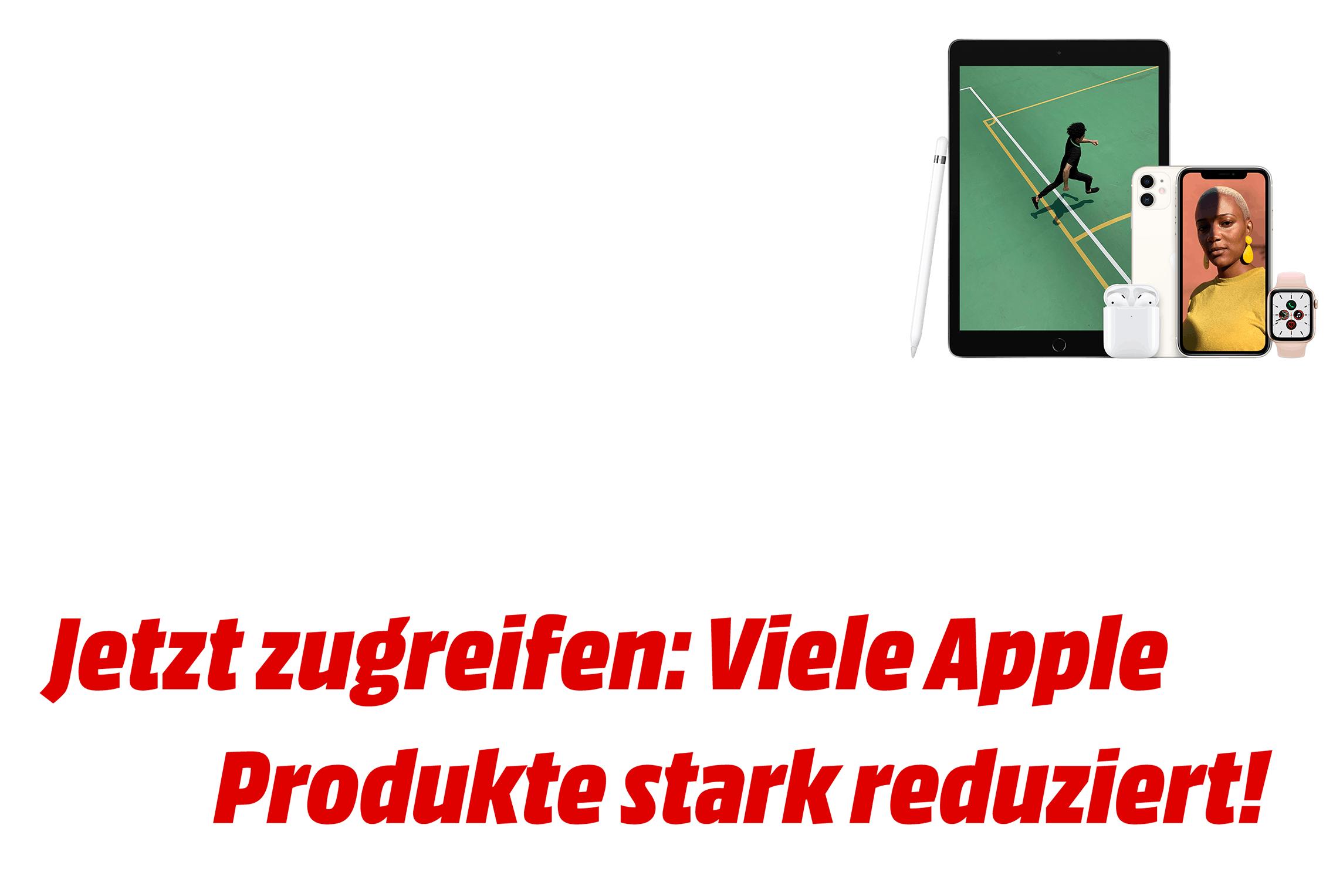 Apple Weekend bei Media Markt viele reduzierte Produkte
