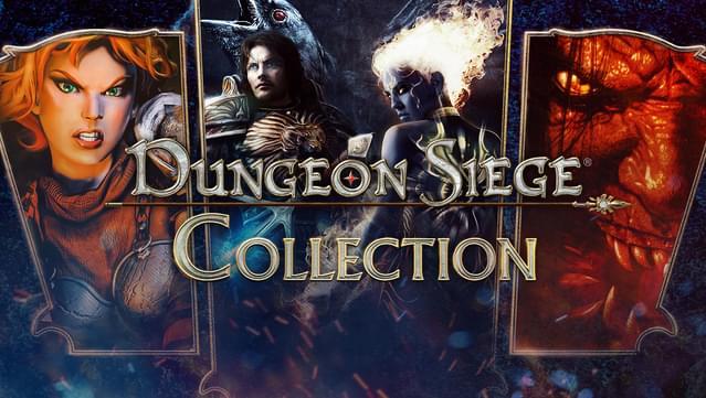 Dungeon Siege Collection auf GOG.com