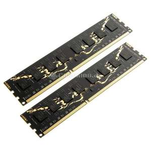 (LOKAL BERLIN) GeIL Black Dragon Series DDR3-1600, CL11 - 16 GB Kit