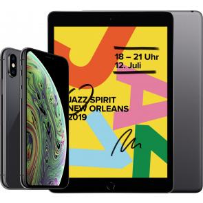 Telekom MagentaEins Mobil M Young mit iPhone XS + iPad 10.2 für 1.197,75€