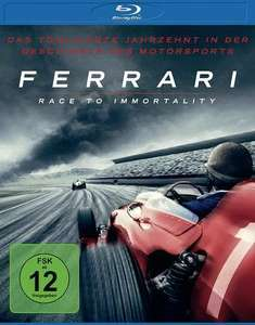 Ferrari - Race To Immortality (Blu-ray) (Saturn) Abholung