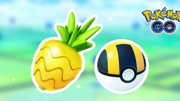 Promo Codes für Items in Pokemon Go