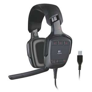 Logitech G35 PC-Gaming Kopfhörer -Amazon Marcetplace-