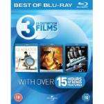 Blu-ray Starter Pack (Fast & Furious/Gladiator/Wanted) bei Amazon.uk