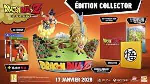 Dragon Ball Z: Kakarot Collectors Edition (PS4) für 152,28€ (Amazon ES)