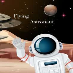 Flying Astronaut Game | IOS