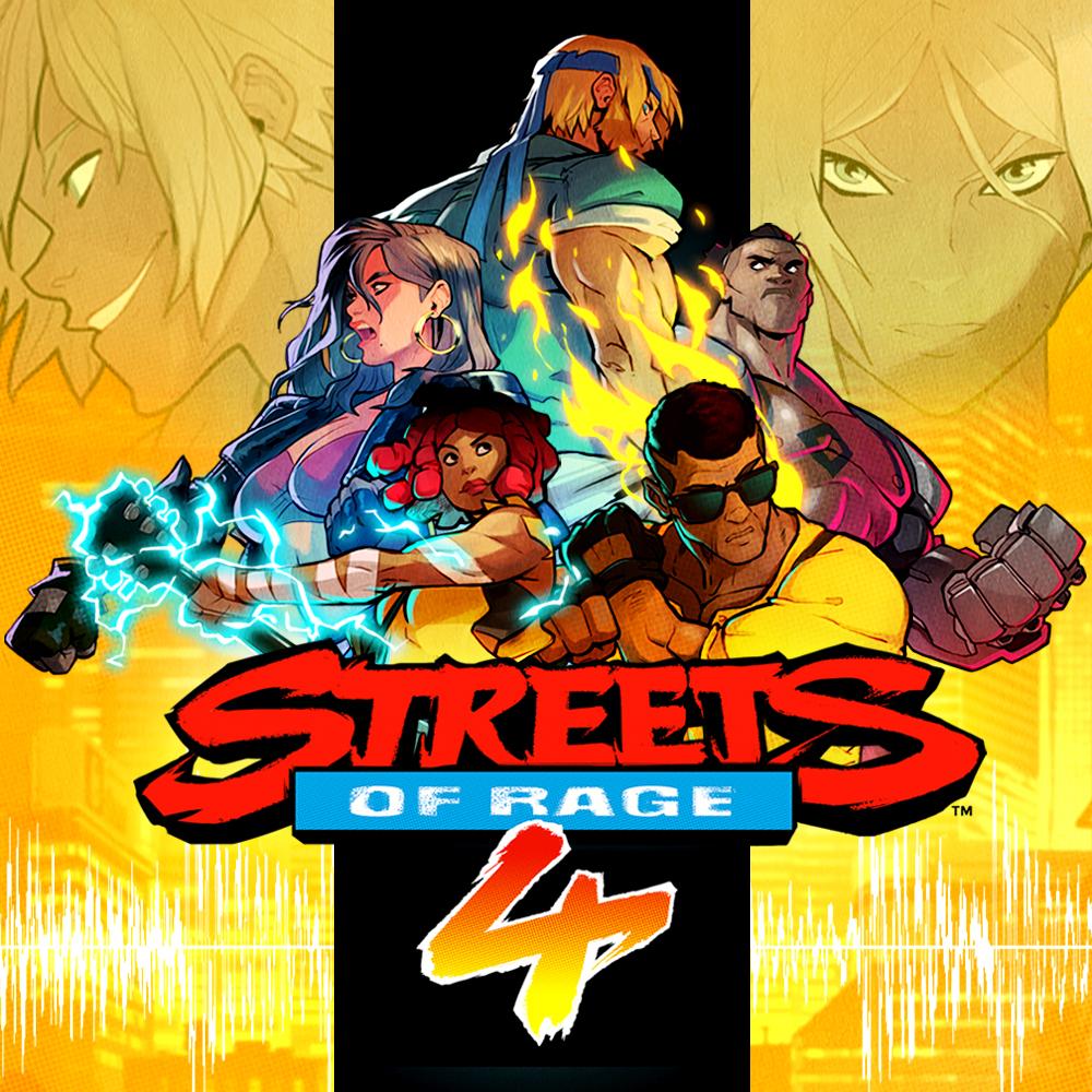 Streets of Rage 4 (Switch) für 15,99€ (MEX eShop)