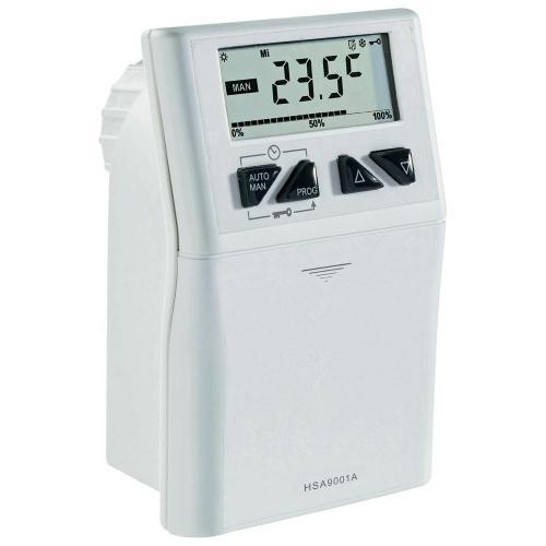 Heizkörperregler mit Timer HSA 9001 P548 Weiß Heizkörperthermostat für 9,99€ @Conrad.de