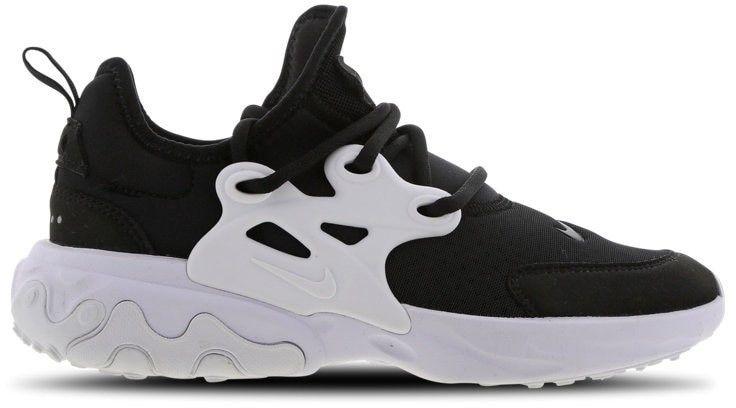 Nike Presto React GS (BQ4002)black/white (Größe 35 - 39) [Nike Store]