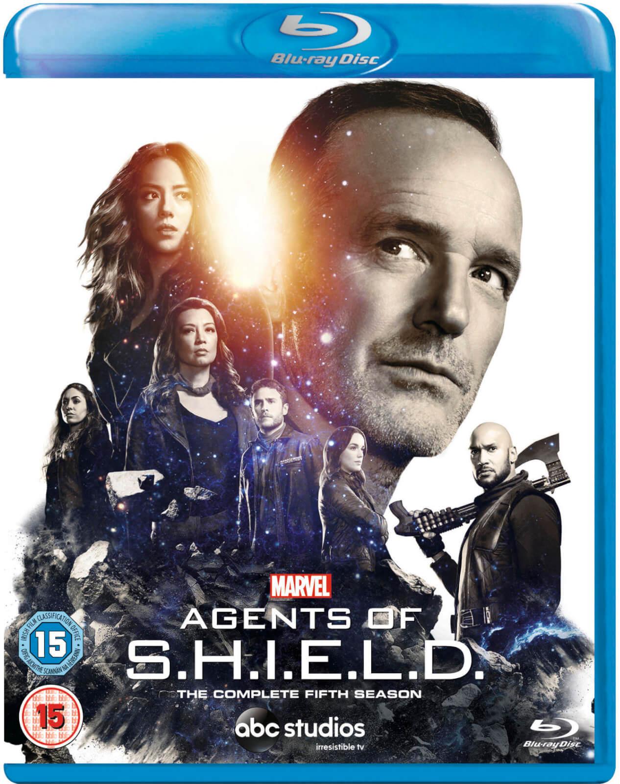 Marvel's Agents Of S.H.I.E.L.D. Staffel 1 bis 5 | Blu-ray | 2x Staffel für 17€ | auch Endgame, Far from Home, Captain Marvel ...