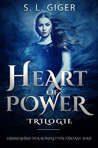 [Amazon] Kostenlose eBooks (z. B. Heart of Power Triologie)