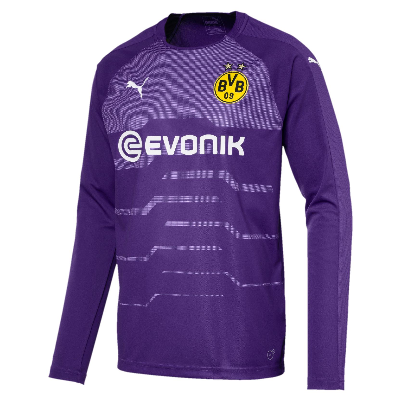 Puma BVB Borussia Dortmund Herren Trikot für 9,09€ (2 Farben - Kombideal s.Text) @ Sport-1a