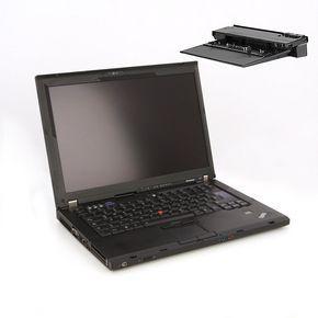 Lenovo ThinkPad T61 (C2D 2x 1,8GHz / 2 GB RAM / 80 GB Festplatte) für 199€