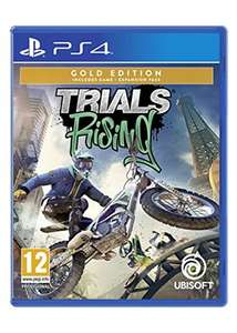 Trials: Rising Gold Edition (PS4) für 12,50€ (Base.com)