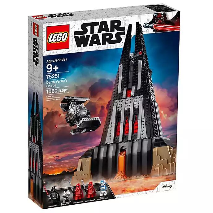 Lego Star Wars - Darth Vader's Castle - Set 75251