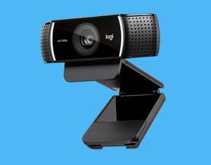[Real online] Logitech C922 Pro Stream 1080/720p Webcam 60/30 FPS