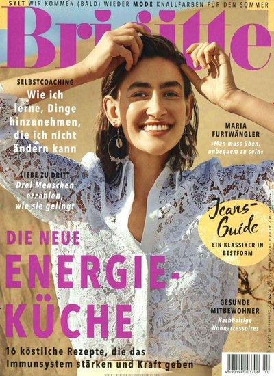 Brigitte Abo (27 Ausgaben + Gratismonat ) für 91,90 mit 85€ Amazon/ 90€ BestChoice/ 95€ OTTO-Gutschein