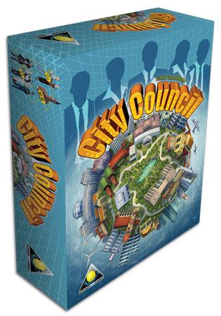 City Council (Brettspiel, Gesellschaftsspiel)