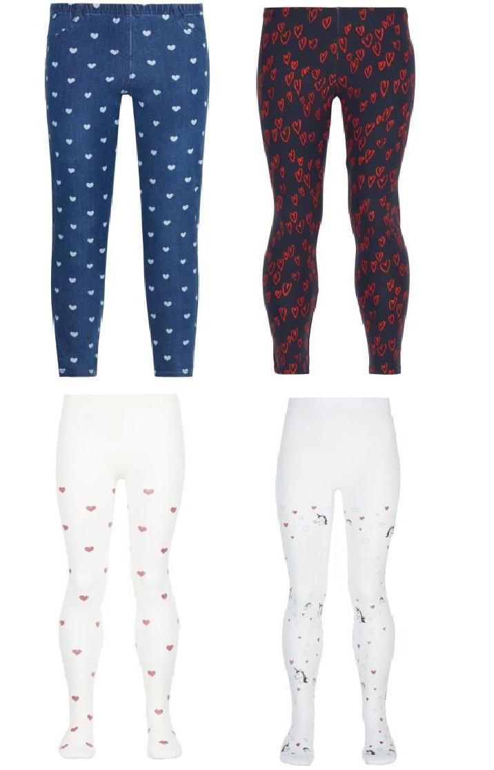 Verschiedene Mädchen Strumpfhosen für 2€ inkl. Versand und Mädchen Leggings für 6€ inkl. Versand bei Calzedonia