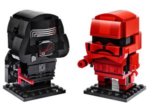 10% auf Lego 75232 Kylo Ren™ & Sith-Trooper im Legoland Online Store 17,99 € statt 19,99
