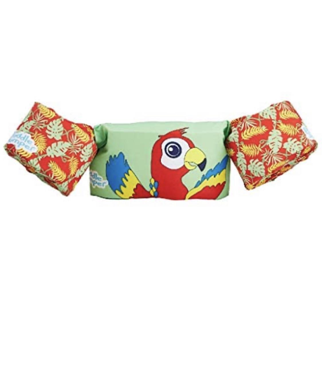 Sevylor Schwimmflügel Puddle Jumper, für Kinder und Kleinkinder von 2-6 Jahre, 15-30kg, Schwimmhilfe