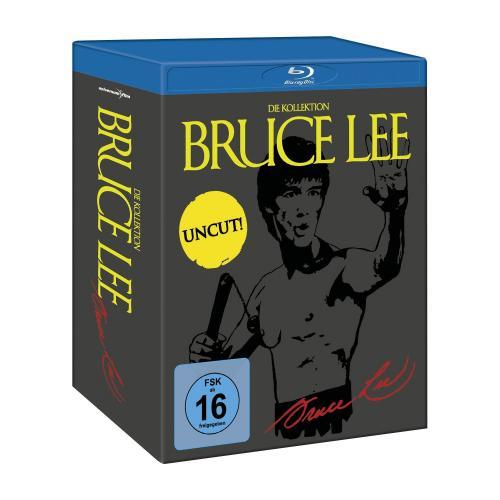 [ Blu-ray ] Bruce Lee - Die Kollektion - Uncut für 19,99 EUR inkl. Versand @ Amazon.de