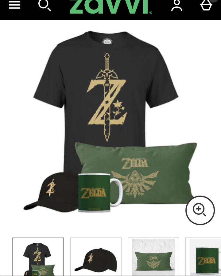 Nintendo The Legend Of Zelda Ultimate Bundle/ zavvi