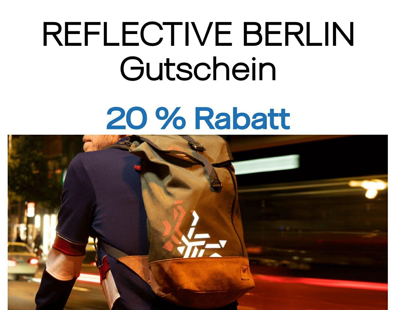 Reflective Berlin 20% Rabatt
