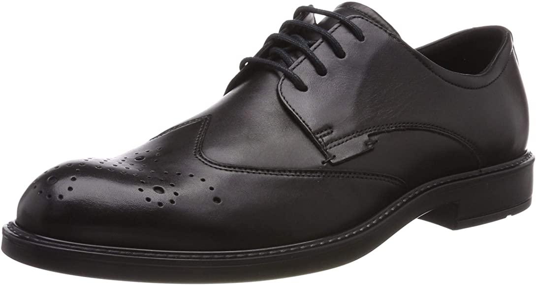 ecco Vitrus III Herren Schuhe in schwarz für 38,99€