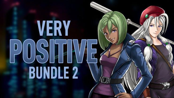 Very Positive Bundle 2[fanatical]