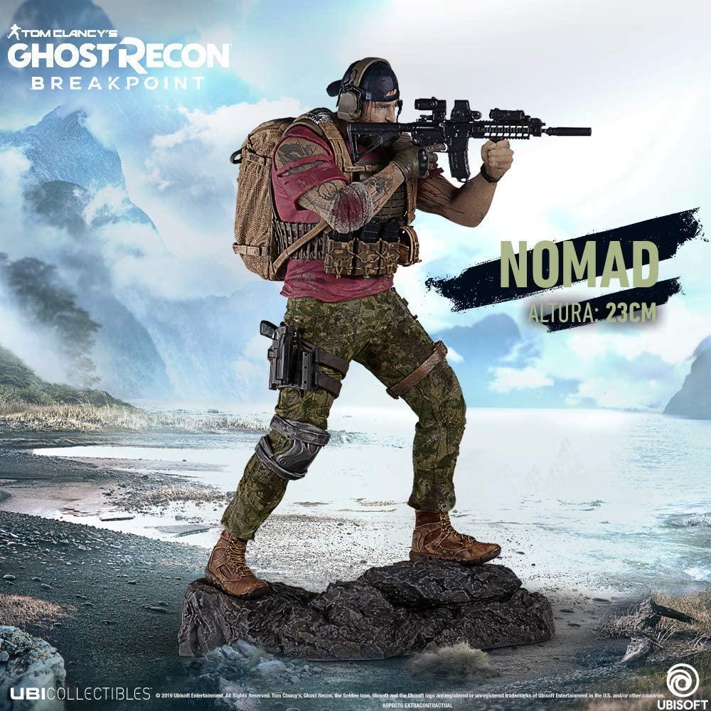 Tom Clancy's Ghost Recon Breakpoint - Nomad Figur (23 cm) für 24,61€ (Amazon FR)