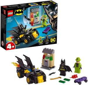LEGO Dc Super Heroes - Batman vs. der Raub des Riddler (76137) für 7€ (Amazon Prime & Real)