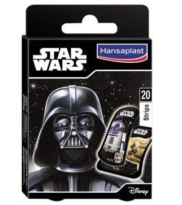 Hansaplast Star Wars & Frozen Pflaster (2 x 20 Stück) für je 2,50€ (Amazon Prime)