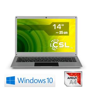 """Notebook CSL R'Evolve C14 mit Win 10 Home und 14"""" FHD IPS Display"""