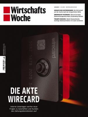 (Abo) WirtschaftsWoche (Print) 52 Ausgaben