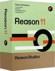 [elevator] Reason Studios: Reason 11/Suite/Upgrade - Digital Audio Workstation im Angebot