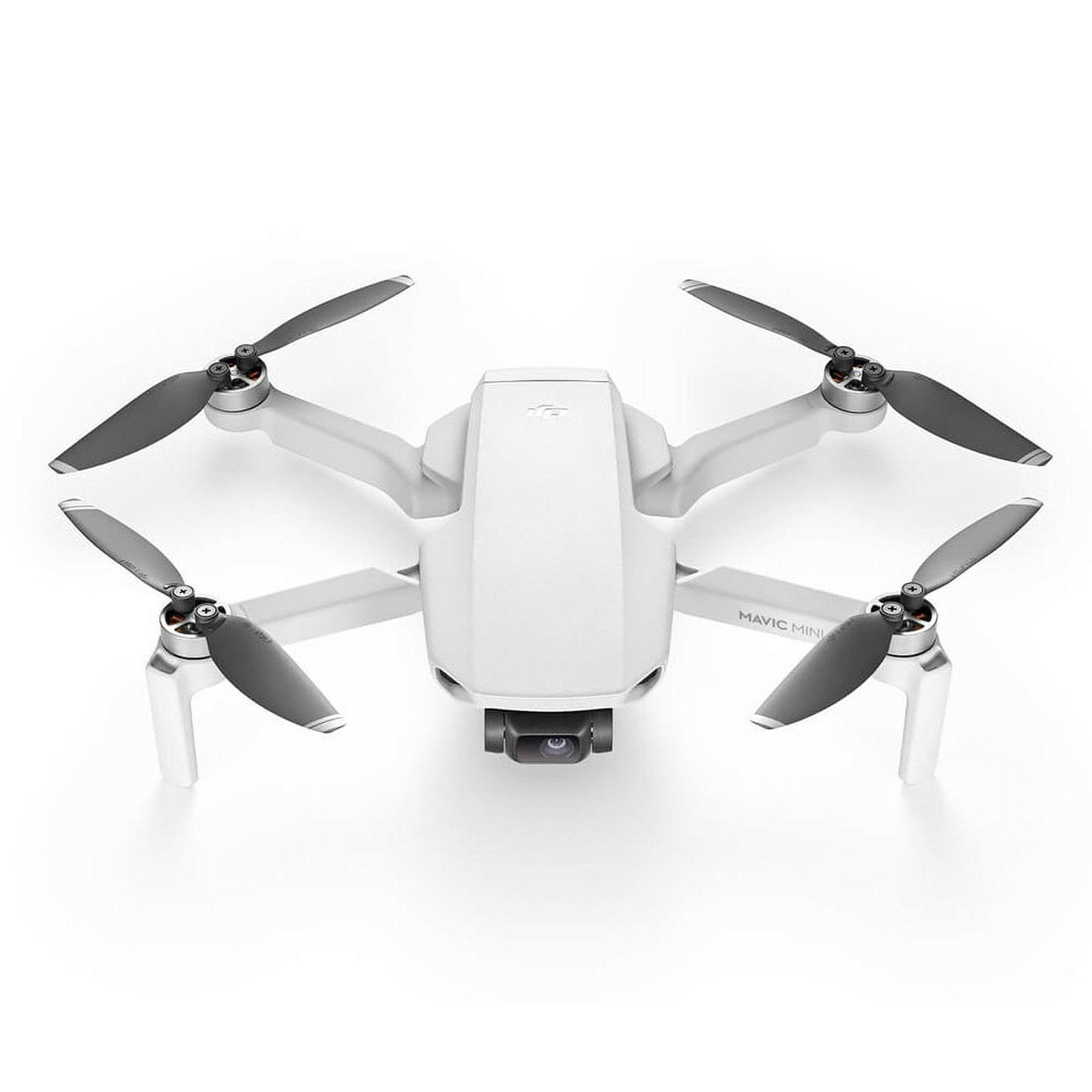 DJI Mavic Mini: Drohne (30m Flugzeit, 2.7K Video, 2km Reichweite) | Fly More Combo für 435,60€