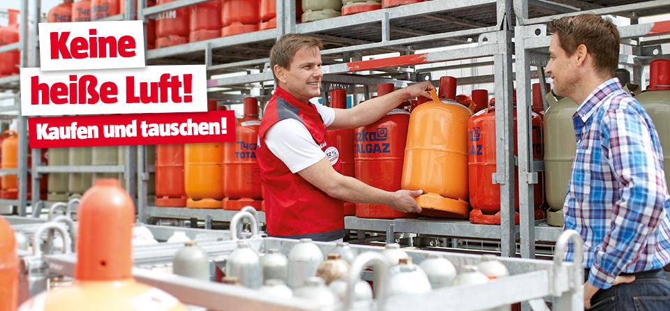 Bauhaus 11KG Gasfüllung mit Tiefpreisgarantie für 12,49€