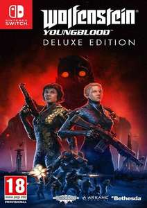 Wolfenstein: Youngblood - Deluxe Edition Switch Download
