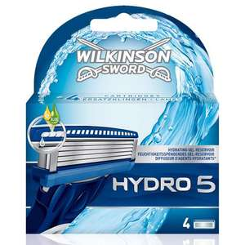 Wilkinson Hydro 5 Rasierklingen 4 Stück