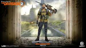 Tom Clancy's - The Division 2: Brian Johnson Figur & Tom Clancy's Ghost Recon Breakpoint Nomad Figur für je 23,89€ (Fnac.com)