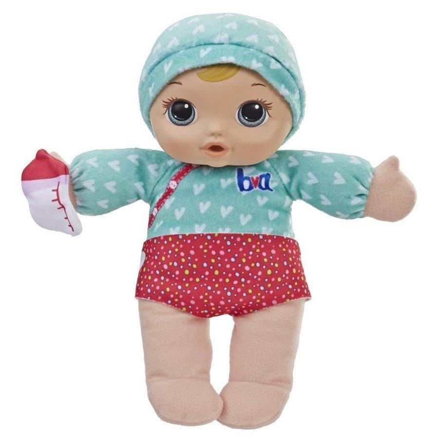 ( Amazon Prime ) Baby Alive E3137ES0 Kuschelbaby blondhaarige Puppe