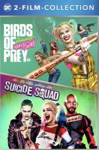 Harley Quinn: Birds of Prey / Suicide Squad 2-Film-Collection