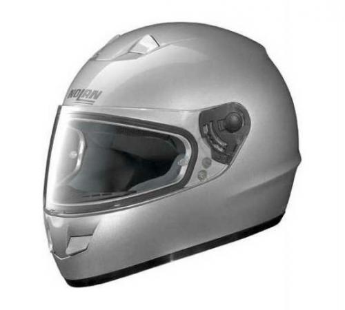 Motorradhelm Nolan N 62 Silber - 55,85 €