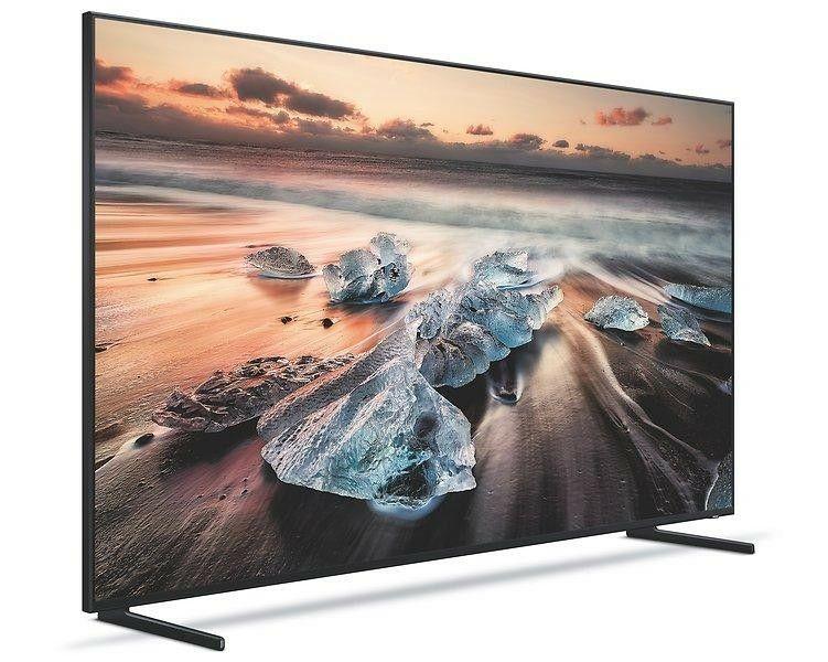 [Lokal, Expert Beverungen, Reservierung ] Samsung 65Q900R QLED-TV 8K Smart TV