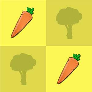 [Google Playstore] Memory Match Fruits & Vegetables